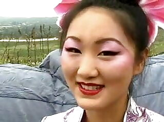 WMAF, Evelyn Lin dirty talk, fucking white cocks compilation 3 asian blowjob hardcore