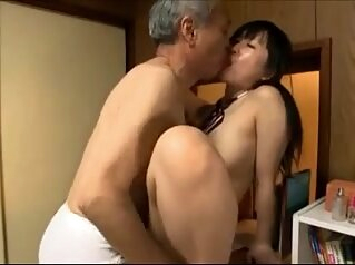 grandpa and the schoolgirl asian japanese