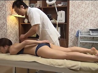 Sensitive Wife Gets Perverted Massage (Censored JAV) hd japanese massage