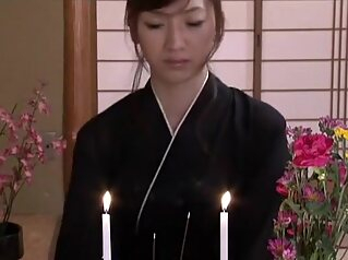 Amazing JAV censored adult clip with hottest japanese whores close-up facial fingering