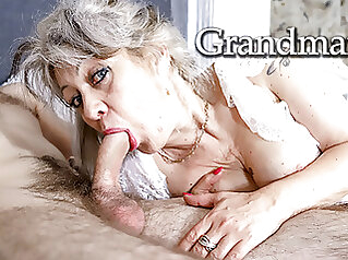 Granny Next Door is a Cheating Slut blowjob big boobs handjob