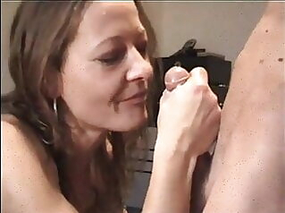Many grannies, many styles, one skill : SUCK it blowjob mature handjob