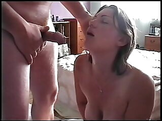 The Taste Of Spunk Makes Me Cum amateur cumshot milf